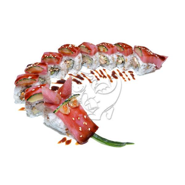 Красный-драконмал